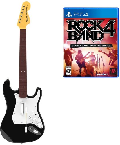 Rock Band 4 Bundle