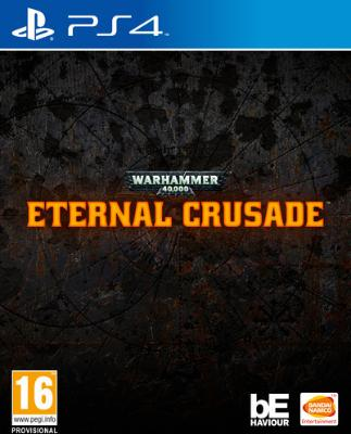 Warhammer 40,000: Eternal Crusade til Playstation 4