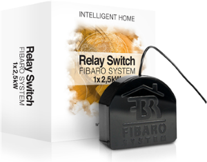 Fibaro Relay Switch FGS-222