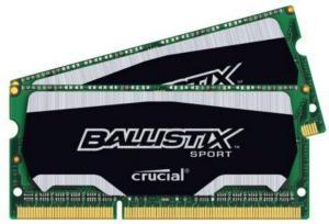 Crucial 8GB Sport 1600MHz