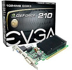 EVGA GeForce 210 1GB
