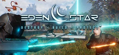 Eden Star :: Destroy: Build: Protect til PC