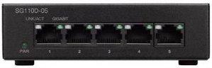 Cisco SG110D-05-EU