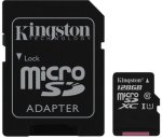 Kingston MicroSDXC 128GB UHS Class 1