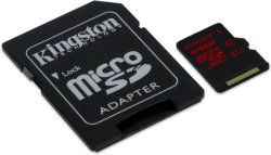 Kingston MicroSDXC 64GB UHS-I