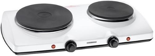 Melissa Cooking Plate double white 2300W
