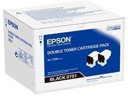 Epson AcuBrite Toner Black 0751
