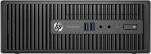 HP ProDesk 400 G3 SFF (W4A89EA)
