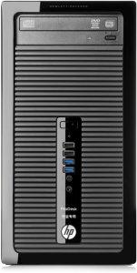 HP ProDesk 400 G3 MT (X3K10EA)