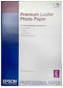 Epson Premium Luster Photo Paper 25 stk