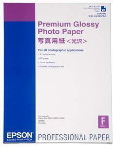 Epson Premium Glossy Photo Paper 25 stk