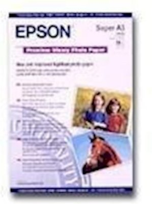 Epson Premium Glossy Photo Paper 20 stk