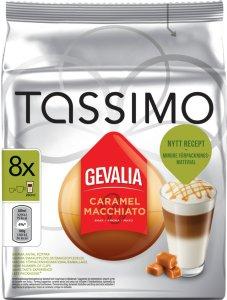 Tassimo Gevalia Latte Macchiato Caramel