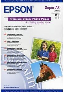 Premium Glossy Photo Paper 20 stk