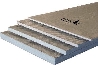 Tetti våtromsplate 12mm