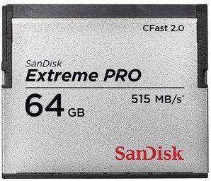 SanDisk CFast Extreme Pro 2.0 64GB