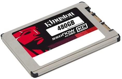 Kingston SSDNow KC380 480GB