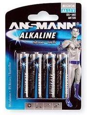 Ansmann Alkaline LR6 AA