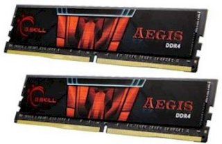G.Skill AEGIS DDR4-2400 C15 16GB