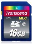 Transcend SDHC Class 10 MLC 16GB