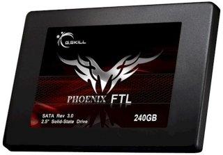 G.Skill Phoenix FTL SSD - 240GB