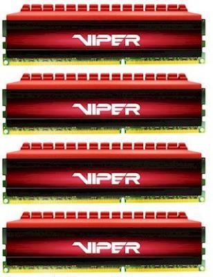 Patriot Viper 4 DDR4 3000MHz 32GB (4x8GB)