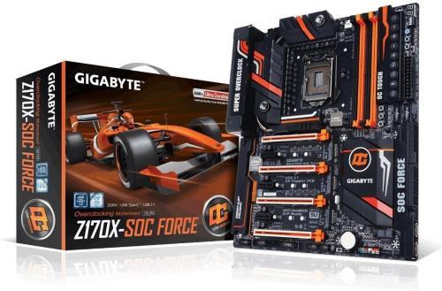 Gigabyte GA-Z170X-SOC Force