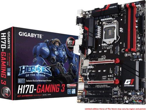 Gigabyte GA-H170-Gaming 3