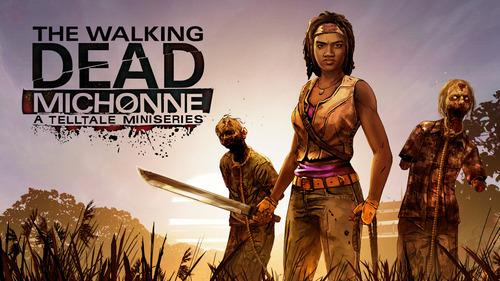 The Walking Dead: Michonne til iPad