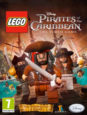 LEGO Pirates of the Caribbean: The Video Game til PC