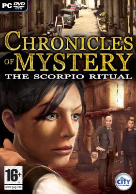 Chronicles of Mystery: The Scorpio Ritual til PC