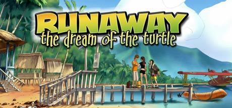 Runaway, The Dream of The Turtle til PC