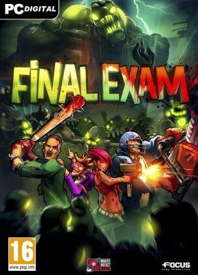 Final Exam til PC
