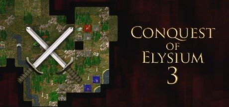 Conquest of Elysium 3 til PC
