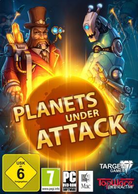 Planets Under Attack til PC