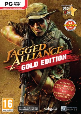 Jagged Alliance 1: til PC