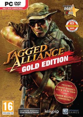Jagged Alliance 1: til PC