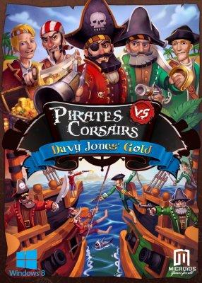 Pirates vs Corsairs: Davy Jones's Gold til PC