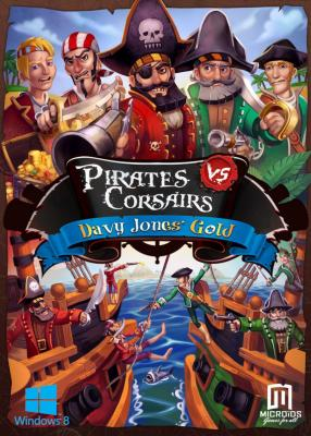 Pirates vs Corsairs: Davy Jones's Gold til PC