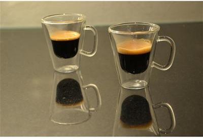Luigi Bormioli Coffee Glasses