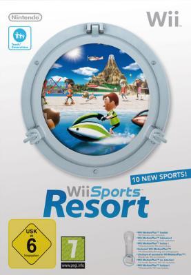 Wii Sports Resort til Wii