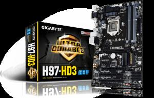 Gigabyte GA-H97-HD3