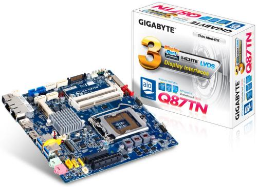 Gigabyte GA-Q87TN