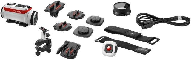 Tomtom Bandit Premium Actionkamera