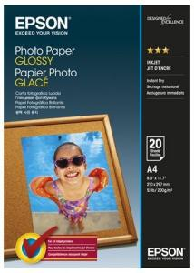 Epson Photo Paper Glossy 20 stk