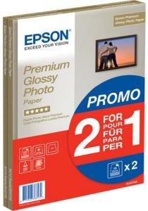 Premium Glossy Photo Paper 30 stk (2x15)