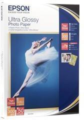 Epson Ultra Glossy Photo Paper 50 stk