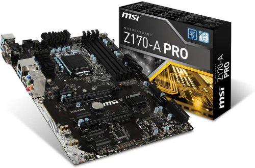 MSI Z170A Pro