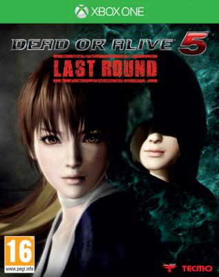 Dead or Alive 5: Last Round til Xbox One