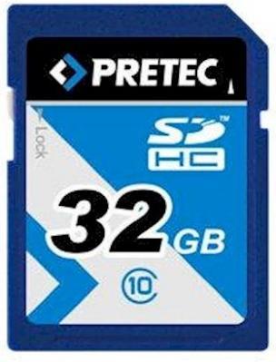 Pretec PC10SDHC32G